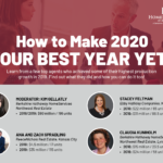 Agents Helping Agents: How to Make 2020 Your Best year Yet!