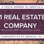 HOMESERVICES OF AMERICA, INC. IS THE COUNTRY'S LARGEST  REAL ESTATE COMPANY